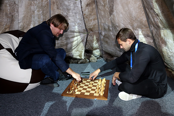 Towards Chess Olympiad-2020 – Women's World Championship 2018
